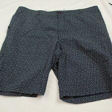Dockers Shorts Men's Size 42 Cotton Blue White Anchors