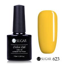 Nail Art UV Gel Polish Soak Off Top Base Coat Gel Multi-color Varnish UR SUGAR