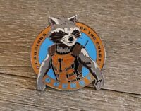 Marvel Comics Guardians of the Galaxy Rocket Raccoon Disney Pin 110622