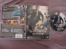 Source code de Duncan Jones avec Jake Gyllenhaal, DVD, SF/Thriller