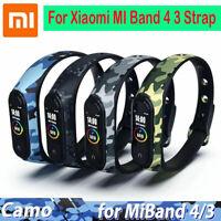 For Xiaomi MI Band 4 3 Strap Replacement Bracelet Silicone Watch & Wristband Ya