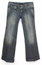 Jeans Vintage pattes d'eph bootcut femme FREEMAN Slay Boyish