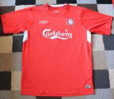 huge discount 4e578 25b9f Reebok Liverpool Football Shirts for sale | eBay