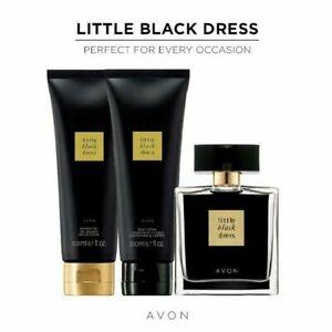 AVON Little Black Dress 3-Piece Gift Set - New!