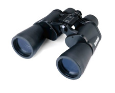 Bushnell Falcon 10x50 Wide Angle Binoculars HD Clarity Sharp Viewing (Black)