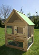 Recinto conigli e galline animali esterno interno giardino roditori gabbia legno
