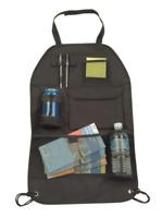 Back Seat Organizer for Auto Car SUV MiniVan Storage iPad Phone Bottle Pockets