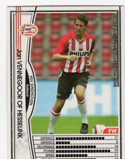 figurina CARD WCCF EUROPEAN CLUB 2004/05 PANINI NEW 111 PSV EINDHOVEN VENNEGOOR