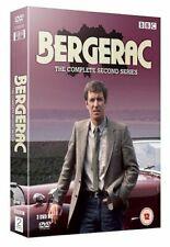 BERGERAC  COMPLETE SERIES 2 DVD Second 2nd Season Two John Nettles  Brand NEW R2