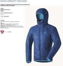 NEW Dynafit Radical Primaloft Mens Large Blue Insulator Ski Jacket Msrp$230