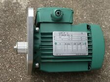 moteur asynchrone LEROY SOMER ref LS 56 0,09 Kw 3600 trs/mn