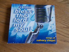 25 SONGS OF WORSHIP BLESS THE LORD MY SOUL CD 2 DISC
