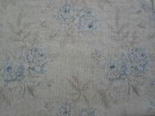 Ralph Lauren Curtain Fabric 'Moonbeach Floral' Sheer Voile 3.25 METRES Celestial