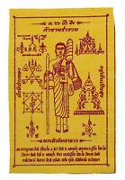 Yantra Phra Yant Siwalee Tailandese Amuleto Budda Thailandia IN Tessuto Proteggi