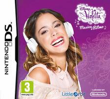 Violetta Disney Musica E Ritmo Nintendo DS IT IMPORT NAMCO