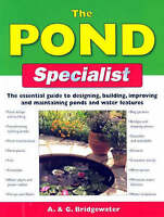 Pond Specialist Essential Garden Guide Waterfalls, new paperback