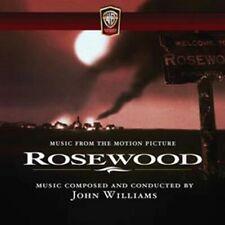 ROSEWOOD: LIMITED EDITION - JOHN WILLIAMS SCORE - (2 CD SET) -OOP