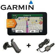 Garmin nuvi 3450LM 4.3'' GPS LifeTime map Traffic Voice Recog 3D Map Lane assist