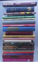 20 LDS Books mostly non-fiction hardbacks Box #53 Mormon LDS Books