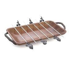 Michael Aram Fig Leaf Grilling Platter Set #175001 ~ New in Box ~ Retired!