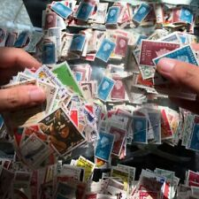 100 Pcs/Lot No Repeat Postage Stamps Collections From Many Country With