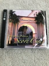 PARAMOUNT PICTURES SCORE CUES 2 DISC CD SET VOLUME 1 BRAND NEW SEALED