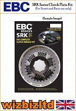 EBC SRK fibra de Aramida Kit embrague YAMAHA YZFR1 (4xv7/8 5jj1/8 5pw1/7 ) 99-03