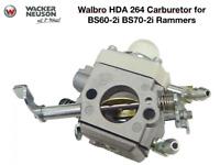 Wacker OEM Walbro HDA264 Carburetor for BS60-2i, BS70-2i Rammers 5000175334