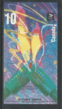 CANADA # 1418b MNH WINTER OLYMPICS, ALBERTVILLE, FRANCE 1992 Booklet