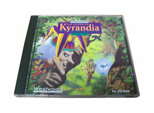 Westwood Studios Fables & Fiends Legend of Kyrandia Book One  PC CD-ROM