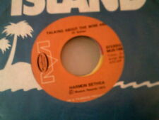 "HARMON BETHEA - TALKING ABOUT THE BOSS AND I / ROACHES * SOUL FUNK 7"" 45"