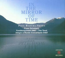 BADURA SKODA - SCHUBERT - IN THE MIRROR OF TIME CD Sealed