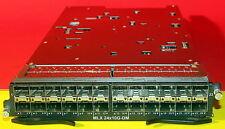 Brocade Foundry NetIron BR-MLX-10GX24-DM 24 Port 10GBe SFP+ Module 5xAvailable