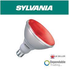 SYLVANIA Rouge PAR38 23W ES vis Edison par 38 minilynx ( SLI 0060535) Disco Fête