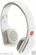 Vibe FLI Over-Ear Headphones with Microphone/Mic White NEW RRP £50 for iPhone 6s
