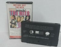 Rare CBS Direct Nothing But The Hits Chromium Dioxide Cassette Tape 1986