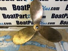 "Michigan Sailer 3 Blade 16 x 10 RH 1"" Bore Sailor Prop"