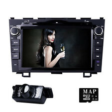"8"" Car GPS DVD Stereo Player BT Radio RDS for Honda CR-V CRV 2008 2009 2010 2011"