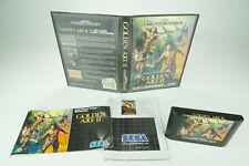 Sega Mega Drive *Golden Axe II/ 2* OVP mit Anleitung und Poster