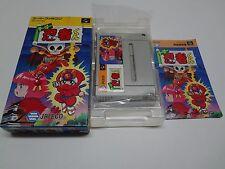 Super Ninja kun Nintendo Super Famicom Japan VGOOD