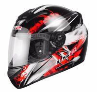 LS2 FF352 WOLF FULL FACE LIGHTWEIGHT MOTORCYCLE MOTORBIKE CRASH HELMET WULF