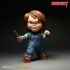 """Mezco-BAMBINO PLAY """"buoni'S 6"""" Chucky Stilizzato ROTO Action Figure Nuovo"""