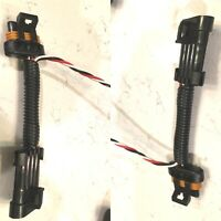 2x Polaris RZR- Rear Light Plug + play Harness (easiest way wire led whip)2 PAIR