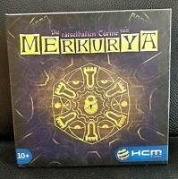 Merkurya, Merkspiel/Denkspiel, wie neu!, HCM Kinzel