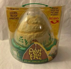 Ant Hill Live Ant Tunneling Habitat by Insect Lore New