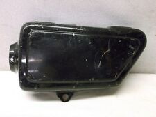 Used Left Metal Side Cover for a 1974-77 Yamaha XS650