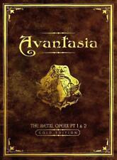 The Metal Opera PT 1 & 2 Gold Edition (Ltd.Ed.) von Avantasia (2008)