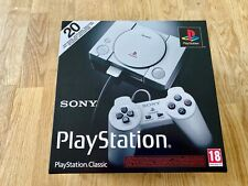 Sony PlayStation Classic Mini Console UK version. New & factory sealed