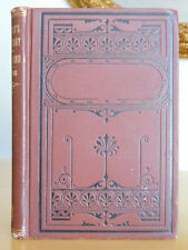 A Child's History of England ~ Charles Dickens, Rare, Pirated Edition, Hardcover