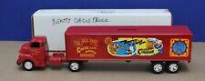 Ertl 9374 1:43 1950 Chevy Semi Truck Clyde Beatty Cole Circus Mint/ Box 1990s